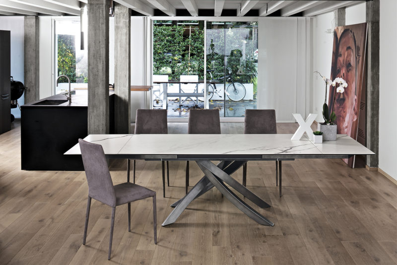 Modern Extension Dining Table