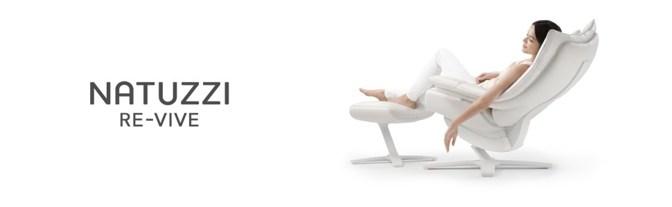 Natuzzi Re-Vive Chair